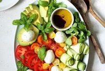 Salad Recipes / Salads, for lunch or dinner