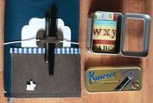 Notizbücher und Planer / Alles zum Thema Notizbücher, Planer, Planer, Filofax, Kalender, Midori Travelers Notebook.
