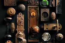 Knobs & Knockers / Doorknobs and doorknockers... what did you think we meant?