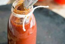 hausgemachte Basics / Alles zum Thema hausgemachte Basics: ob Saucen, Kräutermischungen oder Dips