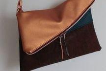 DIY Taschen naehen / Alles zum Thema Taschen nähen und selber machen. Taschen Schnittmuster und Inspirationen um Taschen zu nähen.