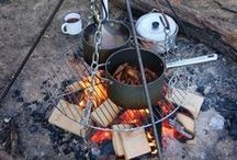 Camping Food / Easy, camping food recipes and ideas.