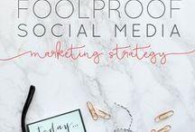 Social Media Marketing / Alles rund um das Thema Social Media Marketing und Storytelling