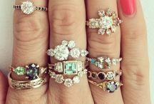 Jewelry / Pretty and sparkling bohemian jewelry.