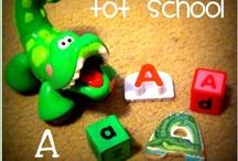 kid stuff - general preschool ideas / by Jennifer Eskelsen Jurgens