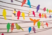 Bunting/Garland Ideas / by Cheri Tait