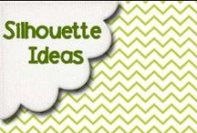Silhouette Ideas / All things Silhouette ...ranging from tutorials to ideas for me to make..... / by Leea(luvzenkms2)