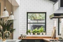 KITCHENS / Kitchen inspirations