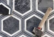 FLOORS / So many options available for beautiful stone and tile floors, Here are some of our favorites.