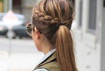 hair / by Kelsey W