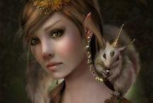 Fantasy Realm  / by Elizabeth Gomez-Boffil