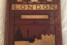 London Books / A selection of books about London and its 2000+ year history...