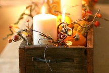 Fall/Thanksgiving / by Heidi Hanssel-Boughamer