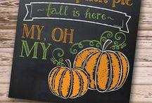 Pumpkin everything! autumne efter†r Herbst autumn automne hjest õsz autunno autumnus herfst jesieñ outono osen' otoño podzim sonbahar höst / Recipes, DIY&art, fashion and beauty for those chilly autumn months... Lots of pumpkin!