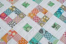 Sewing / Quilting & Fabrics / by Jenny Raymond