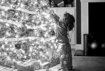 I'll be home for Christmas / by Lauren Anderson