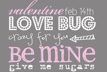 Valentines Day / Valentines Day Ideas, DIYs and Recipes.