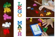 kid stuff - math concepts / by Jennifer Eskelsen Jurgens