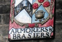 London Signs / London's street and shop signs contain fascinating glimpses of its history...