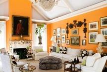 Color Trend: Orange