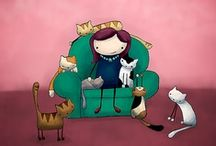 Kitties Kitties Kitties / Because I am a Crazy Cat Lady!
