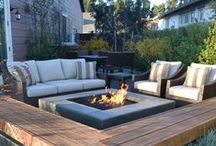 Outdoor Spaces / Ideas for the backyard / by Yvett Landeros