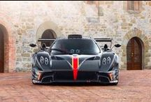 Motor / Os carros mais luxosos, os pilotos mais velozes