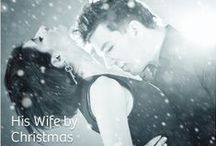 His Wife By Christmas / Harlequin online read: http://www.harlequin.com/articlepage.html?articleId=1890&chapter=1