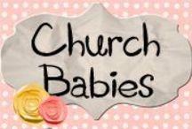 church related - primary / by Jennifer Eskelsen Jurgens
