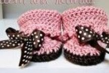 Crochet Baby Booties Patterns / Crochet Baby Booties Patterns