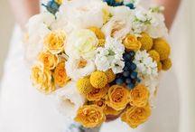 my yellow wedding / by Cody Wilson
