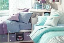 School-bound bedding / Dream of dorm room decor...get it at Gramercy!