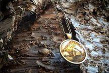 Dinosaur Jewelry by Lizzie M. Press / by Liz Masters