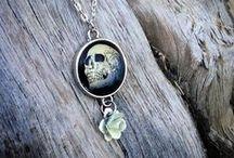 Halloween Jewelry by Lizzie M. Press / by Liz Masters