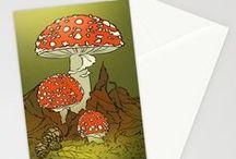 Stationery & Prints by Lizzie M. Press / by Liz Masters