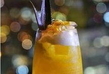 Drinks de verão / Refrescantes, leves e deliciosos. Aprenda a fazer diferentes receitas de drinks para aliviar o calor