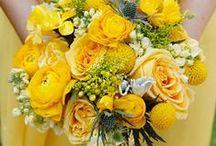 Fabulous Yellow Weddings / by Fabulously Designed