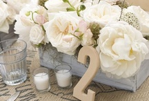 Flowers and Centerpieces / by Jessica Pate