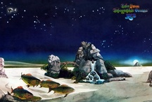 Homage to Roger Dean / Roger Dean is THE artist of my dreams, my music, my imagination. / by Alfonso Fuggetta
