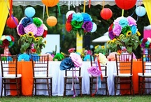 Parties - Stylish Party Ideas / by Tori - Platinum Elegance Weddings & Events
