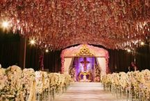 Ceremony Spaces - Aisle Design / by Tori - Platinum Elegance Weddings & Events