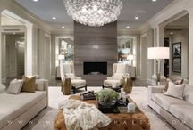 Interior ideas / What possibly will be in my house.  Inspiration  / by Alexa Bird