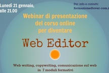 Let's talk about web writing / Grammar, ideas, tips, quotes.