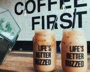 Kaffe / Coffee smells like freshly ground heaven.  ~Jessi Lane Adams