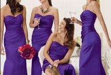 Bridesmaids Dresses - Long / by Tori - Platinum Elegance Weddings & Events