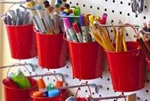 Organizing Ideas / by Caroline Dalton