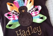 Thanksgiving / Ideas and inspiration for Thanksgiving crafts