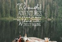 Future Adventure!  / Places I want to go / by Jackie Meyle