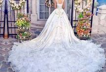 Bridal Gowns - All About the Train / by Tori - Platinum Elegance Weddings & Events