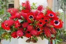 Fabulous Red Weddings / by Fabulously Designed